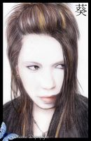 Aoi-The GazettE by DianneDejarjayes