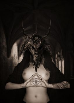 The Satanist by Soul-Invictus