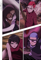 Boruto Chapter 7: The Kages by IIYametaII