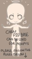 Cheap 40point - P2U Base by x-Cute-Kitty-x