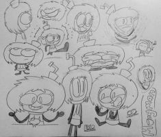 Pementa Doodles by MisterSomeone12