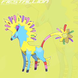 ??? Fiestallion by SteveO126