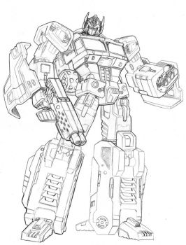classics prime lineart by beamer