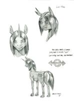 Last Thing study sketches by Baron-Engel