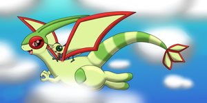 Flygon and Vibrava