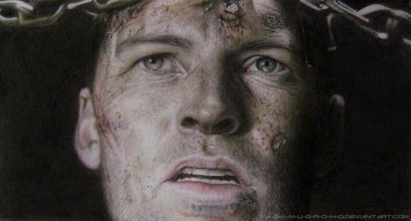 Sam Worthington - TERMINATOR SALVATION by im-sorry-thx-all-bye