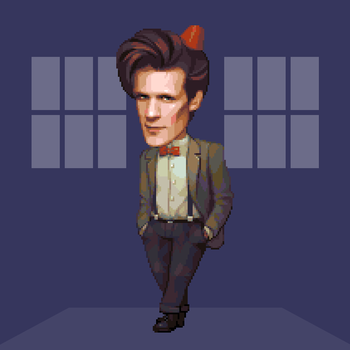 Doctober - 11th Doctor by JINNdev