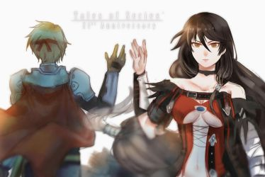 21st tales anniversary by allenerie