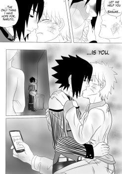 SasuNaru Light in the Dark7 30 by Midorikawa-eMe111