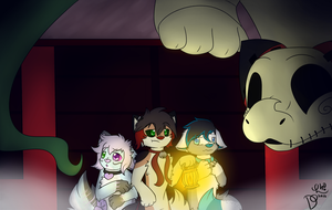 Halloween time by DelightfullyOdd