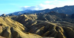 Zabriskie Point by Toniasis