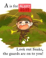 MGS - A is for Alert by FerioWind