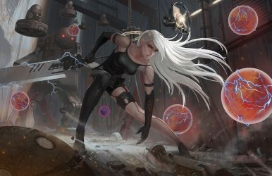 A2 by yagaminoue