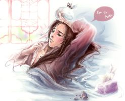 Hetalia CHINA have high fever by fun859