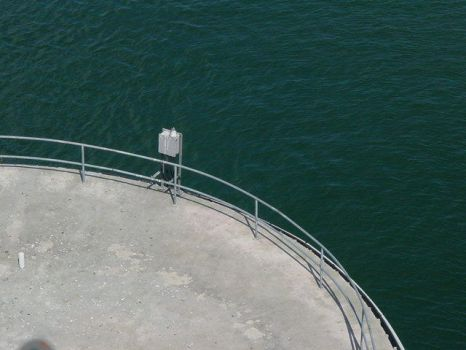 Ocean-going Concrete Cylinder by KCclearwater