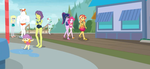 MLP EQG X Marks the Spot  Moments 4 by Wakko2010