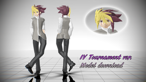 MMD IV Torunament ver. Download+Video preview by TwoSidedMMD