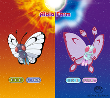 Butterfree Alola Form