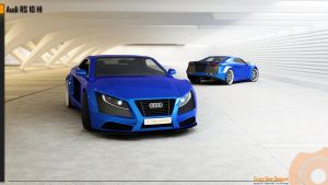 Audi RS10 HI by Sphinx1