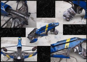 Courage Crossbow Fallout Version by KillingjarStudios