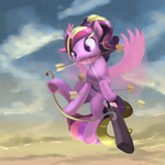 Cadance Knows Love is Challenging by Bakuel