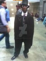 Tuxedo Mask C2E2 2014 by MagicalCrystalWings