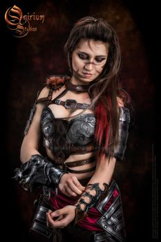 Guild Wars 2 Cosplay : Norn Armor 4 by Deakath