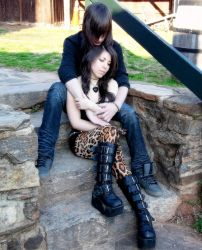 Couple Stock 42 by Missy-gStock