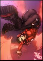 Redline by Paulobarrios COLOR by vest