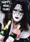 Ace Says Happy New Year by MabMeddowsMercury