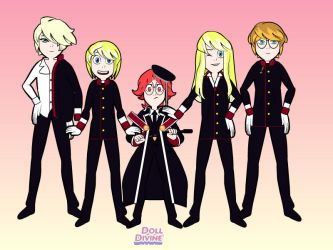 The Royal Tutor (Prof. Heine and the Princes) by Velvet--Crush