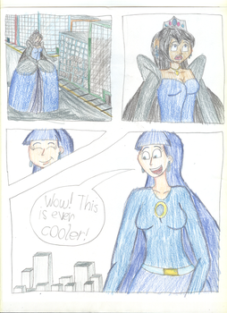 Miss Blue Leader's Giant Discovery - Page 8 by TrainsAndCartoons
