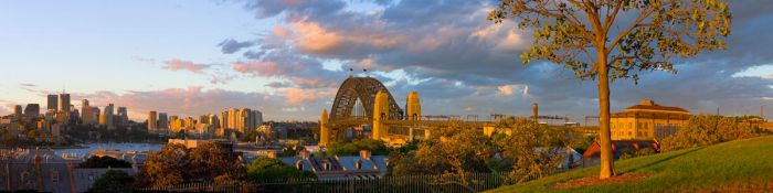 Observatory Hill Panorama by youwha