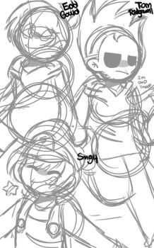 My inspirations :3(Wip cuz its late and I'm tired) by Luigi8Tomska