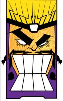 MODOK killer stach by TomKellyART