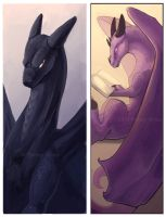 Bookmarks test by Penny-Dragon