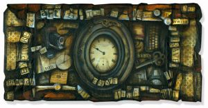 Collecting Time 2 by lostbooks