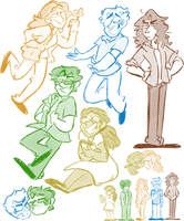Gay pride i mean deh doodles- by OR-SO-HELP-ME