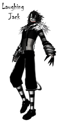 [MMD Newcomer] Laughing Jack DL by Penellis