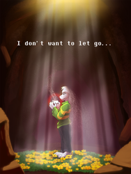 I Don't Want to Let Go... by Acesential