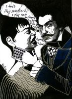 In Memory of Vincent Price by selfregion