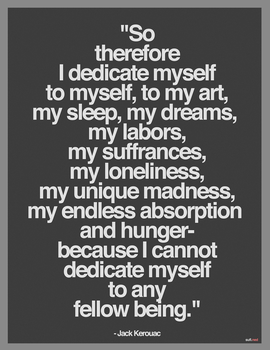 I Dedicate myself to myself by sufined