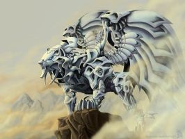 Aether Liger by AuroraLion