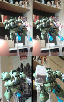 HG Gusion - Built Up (Stock) by SpaceG92