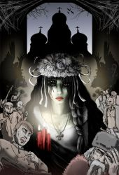 VIY the graphic novel cover by Ryoishen