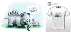 Cute Monsters-Be My Boo by Gypsy-Love