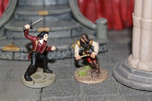 Heroclix conversion repaint rebase 2 by MrVergee