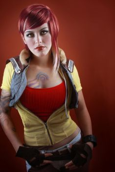 Llilith - Borderlands by nadyasonika