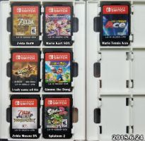 NS Cartridge Collection 2018.6.24 by Zack113