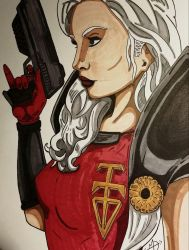 Warzone Inquisitor by ShamanatDawn